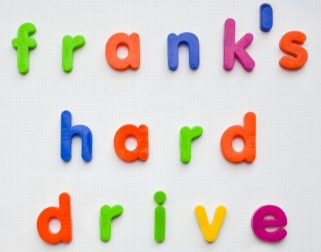 Frank's Hard Drive